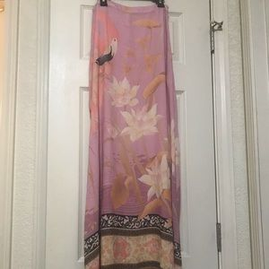 Spell Gypsy Collective Kimono Skirt Slits New XS